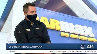 We're Hiring: CarMax