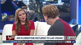 Comedian Jim Florentine returns to Las Vegas