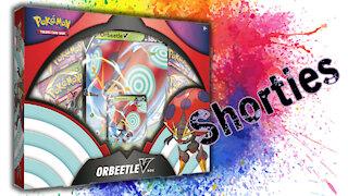 Opening a Pokémon Orbeetle V Promo Box!