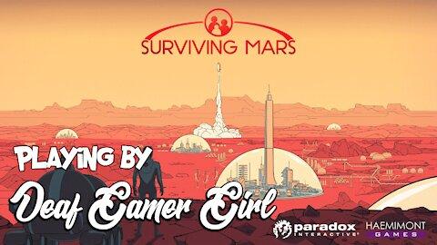 Surviving Mars ( Game ) - Part 1