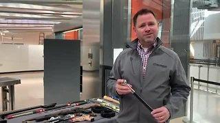 AP - TSA using social media tactics to push safety