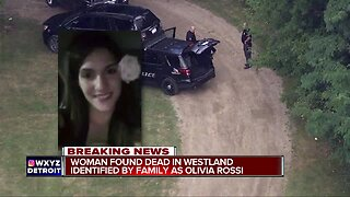 Woman found dead in Westland identified by family as Olivia Rossi