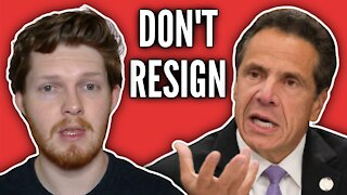 Andrew Cuomo Should NOT Resign.
