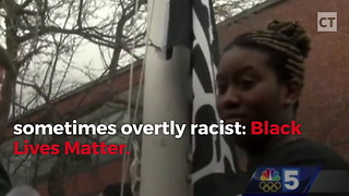 Vermont School First to Raises Black Lives Matter Flag