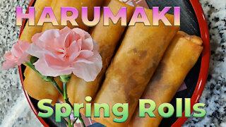 Harumaki spring roll