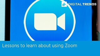 Lessons We Can Learn About Zoom