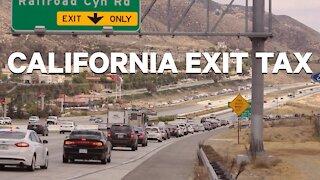 California Exit Tax | Dumbest Bill in America