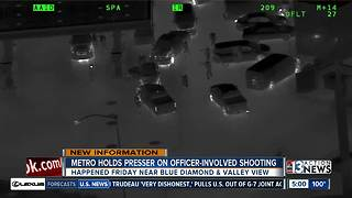 Police video shows robbery suspect shot 5 times in dangerous confrontation