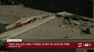 2 dead, 3 injured in Northland house fire