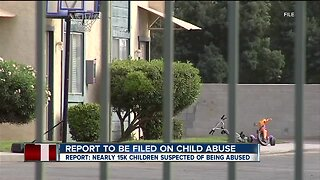 Report to be Filed on Child Abuse in Kern County