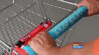 iPush Pure - Shopping Cart Covers