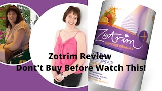 Zotrim Review ❌DON'T BUY BEFORE WATCH THIS!