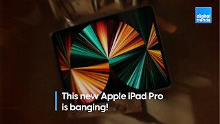 This new Apple iPad Pro is banging!