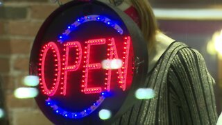 Some small businesses beginning to see uptick in spending