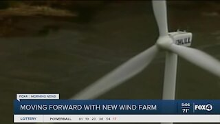 Whitehouse moves forward with wind project