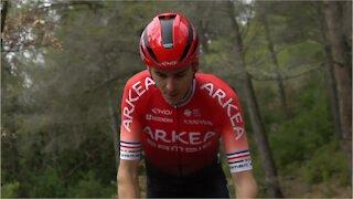 Warren Barguil se confie avant la 3ème étape du Tour de France