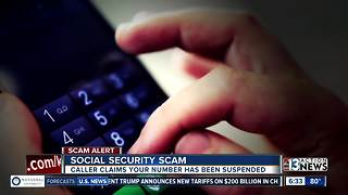 Scam alert: Your social security number isn't suspended
