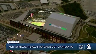 Expert: MLB's All-Star Game decision shows influence of politics on business