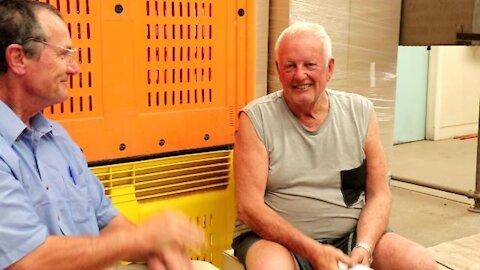 Phillip Williamson (Principal. The Great Australian Squeeze).