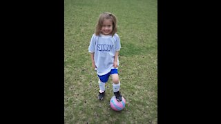 2007 Jillian Youth Soccer Highlights