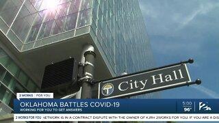 Oklahoma battles COVID-19