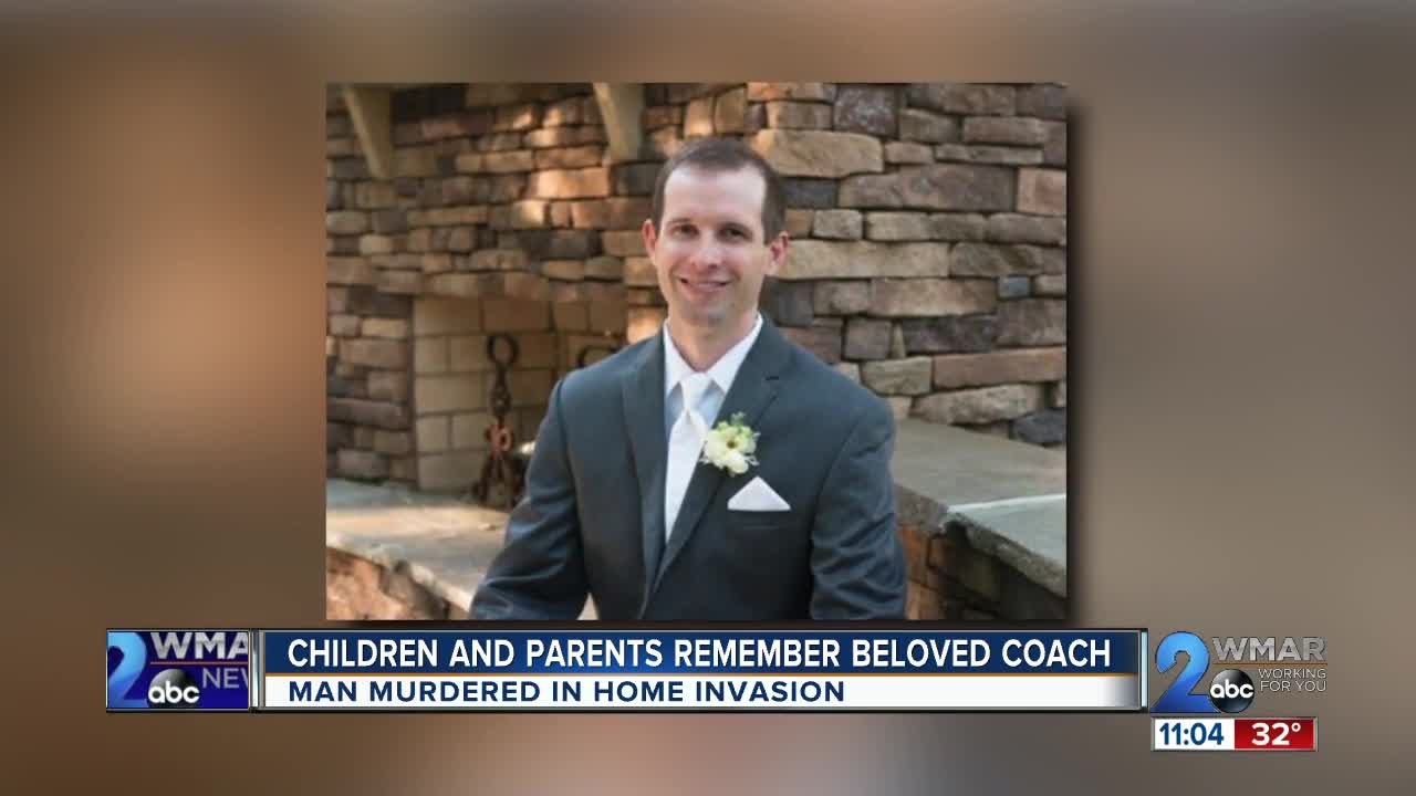 Children, parents remember beloved youth coach