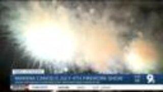 Marana cancels fireworks display