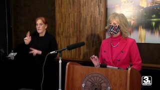 Mayor Stothert, Dr. Pour provide COVID update