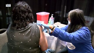 COVID-19 vaccine clinic launches on Tuesday at Summerfest Grounds