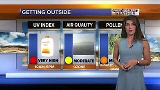 13 First Alert Las Vegas Weather September 7 Morning