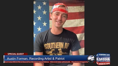 Conservative Country Star Austin Forman Interview