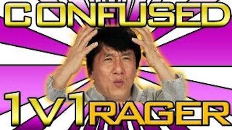 Confused 1v1 Rager Reactions!! (Black Ops 3)
