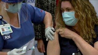 FEMA begins vaccination work in Milwaukee Monday