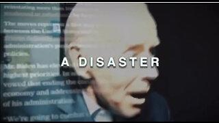 7.021 Joe Biden is a Disaster President Donald J Trump Ad