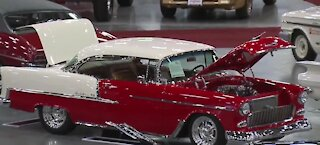 Barrett-Jackson to auction off celebrity cars at Las Vegas Convention Center