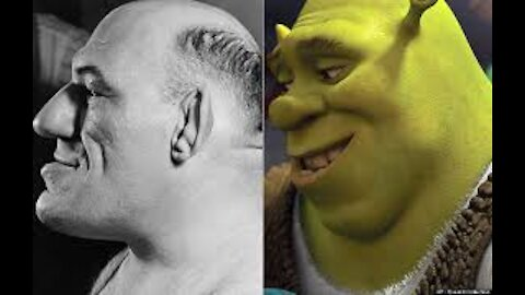 The Birth of Shrek