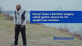 Darryl's 200-pound weight loss story