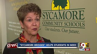 How Sycamore Bridges is connecting students and families in need with neighbors who can help