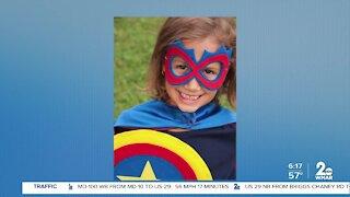Kids become superheroes!