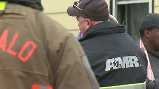 First responders rush to help children injured in crash