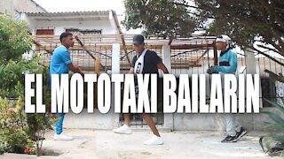 La historia tras el mototaxi de TikTok
