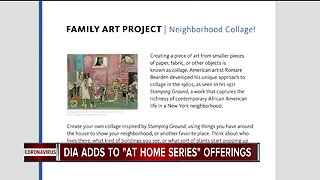 DIA Family Art Project