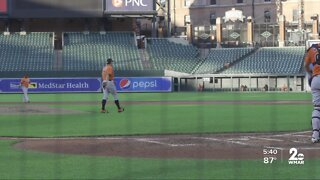Orioles name Means opening day starter