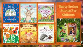 Teelie Turner Author | Super Spring Stories For Children | Teelie Turner