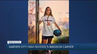 WXYZ Senior Salutes: Garden City High School's Madison Carver