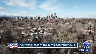 Englewood looks to regulate short-term rentals for the first time