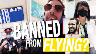 Chris Sky lands on Canada's No-Fly List