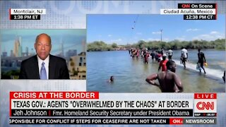 Obama DHS Sec: We Have To Control Our Borders