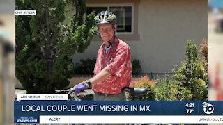 San Diego couple's bodies reportedly found in well in Mexico, family reacts