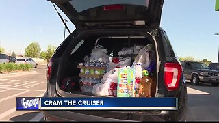 """""""Cram the Cruiser"""" in Caldwell fighting food insecurity"""
